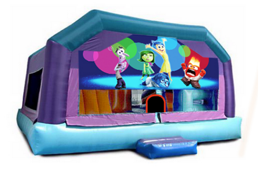 Little Kids Playhouse - Inside Out Window