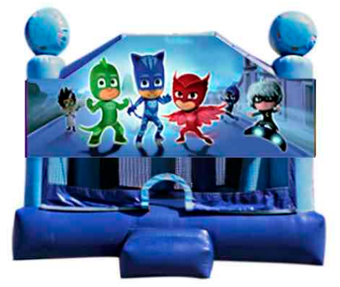 Obstacle Jumper - Pj Masks Window