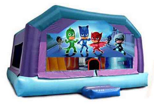 Gigantic Jump - Pj Masks Window