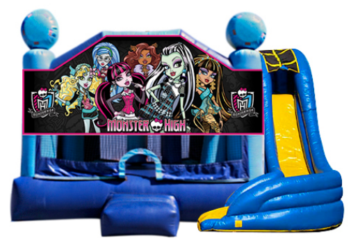 3 in 1 Combo - Monster High Window