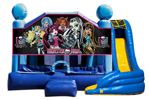 5 in 1 Obstacle Combo - Monster High Window