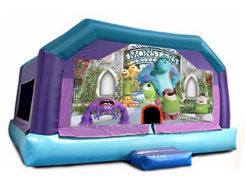 Little Kids Playhouse - Monsters University