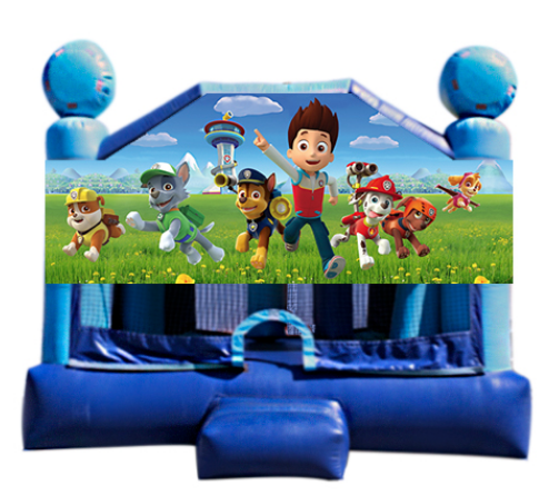 Obstacle Jumper - Paw Patrol Window