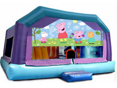 Little kids Playhouse - Peppa Pig Window