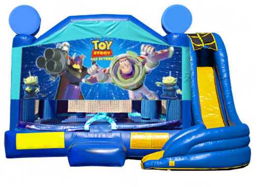 5 in 1 Obstacle Combo - Toy Story  Window