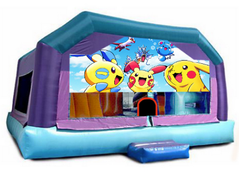 Little Kids Playhouse - Pokemon Window