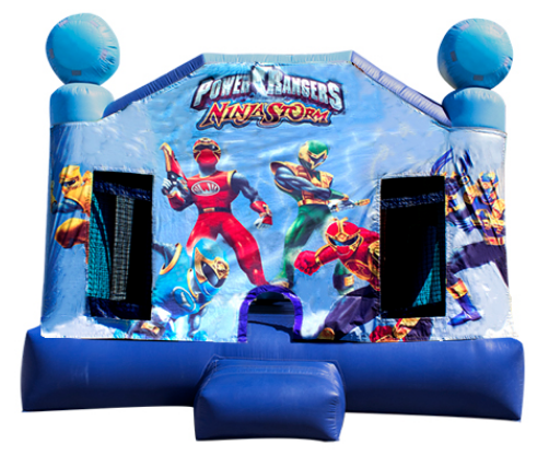 Obstacle Jumper - Power Rangers Ninja Storm