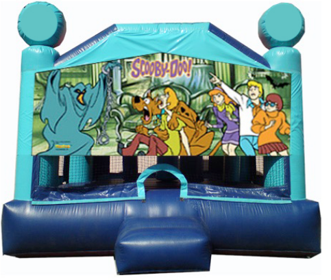 Obstacle Jumper - Scooby Doo Window