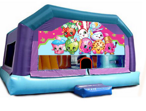 Little Kids Playhouse - Shopkins Window