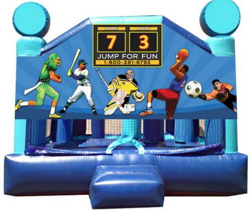 Obstacle Jumper - Sports 2 Window