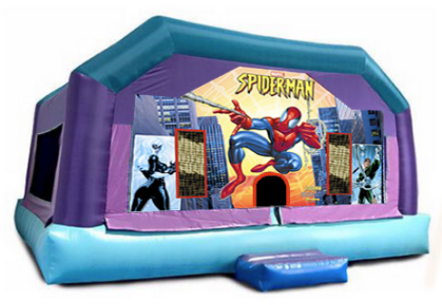 Little Kids Playhouse - Spiderman