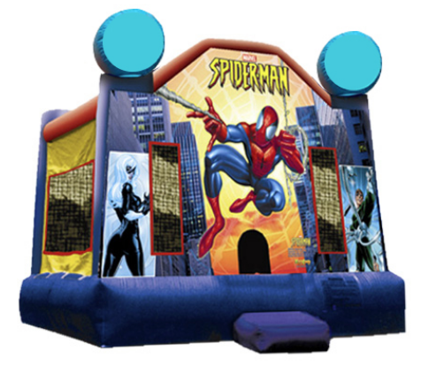 Obstacle Jumper - Spiderman