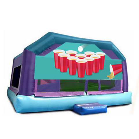 Little Kids Playhouse - Beer Pong Window