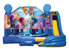 5 in 1 Obstacle Combo - Shimmer & Shine