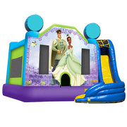 5 in 1 Obstacle Combo - Princess and the Frog
