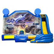 5 in 1 Obstacle Combo - Monster Trucks