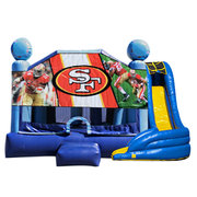 5 in 1 Obstacle Combo - 49ers