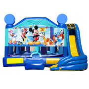 5 in 1 Obstacle Combo - Mickey Mouse Window