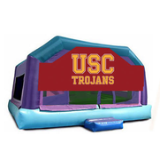 Gigantic Jump - USC Trojans Window