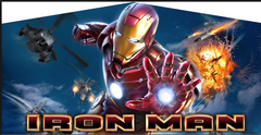 5 in 1 Obstacle Combo - Iron Man