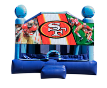 Obstacle Jumper - 49ers
