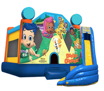 5 in 1 Obstacle Combo - Bubble Guppies