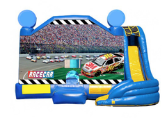 5 in 1 Obstacle Combo - Race Car