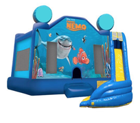 5 in 1 Obstacle Combo - Finding Nemo