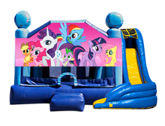 5 in 1 Obstacle Combo - Lil Pony