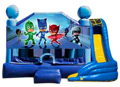 5 in 1 Obstacle Combo - Pj Masks Window