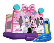 5 in 1 Obstacle Combo - Minnie Mouse