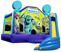5 in 1 Obstacle Combo - Monsters Inc.