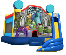5 in 1 Obstacle Combo - Monsters University