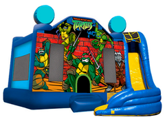 5 in 1 Obstacle Combo - Ninja Turtles
