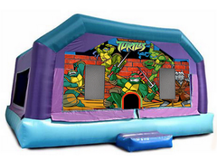 Gigantic Jump - Ninja Turtles