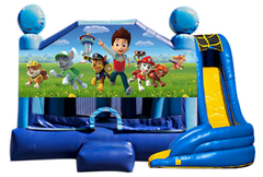 5 in 1 Obstacle Combo - Paw Patrol Window