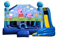 5 in 1 Obstacle Combo - Peppa Pig Window