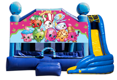 5 in 1 Obstacle Combo - Shopkins Window