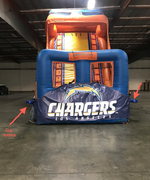 Sports Rock Climber - Chargers