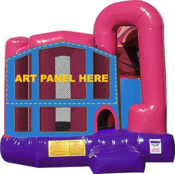 Small Obstacle Course Purple