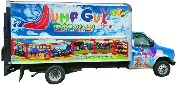 Jump Guy Inflatables and Games in Chicago, IL