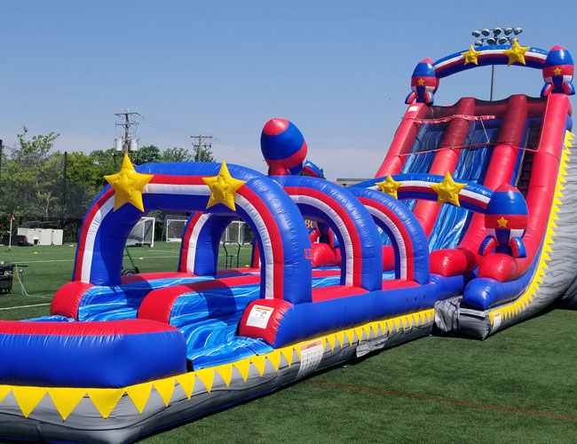 Best Choice for Chicago Inflatables for Rent from Jump Guy