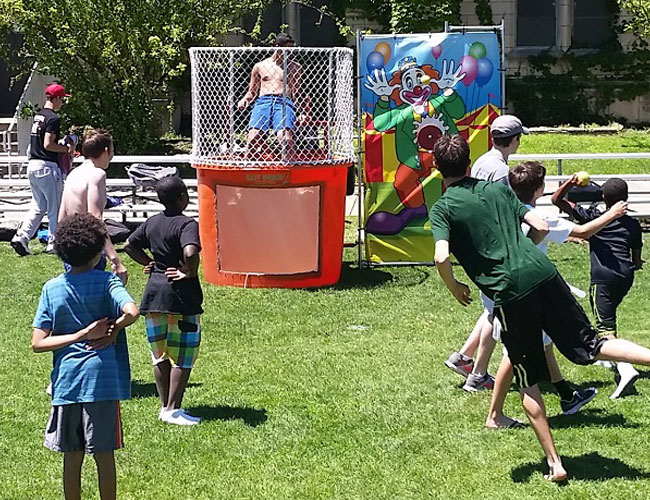 Dunk Tank Chicago
