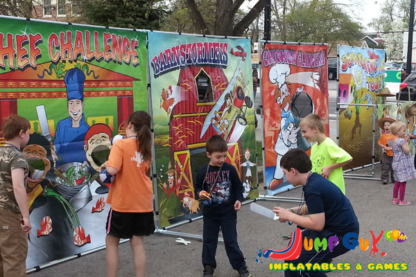 carnival game rentals chicago