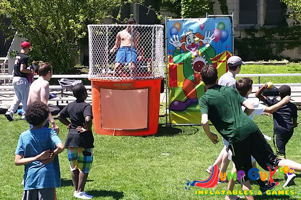 dunk tank rentals chicago