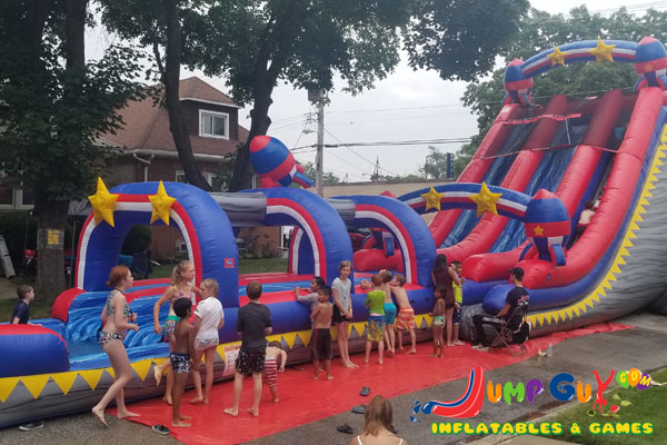 water slide rentals chicago