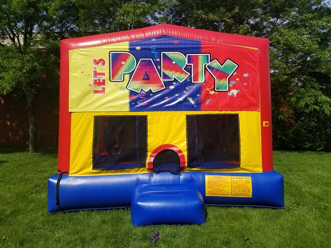 bounce house rentals glenview il
