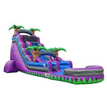 inflatable water slide rental chicago