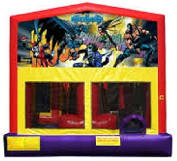 Batman Bounce House Combo 4n1