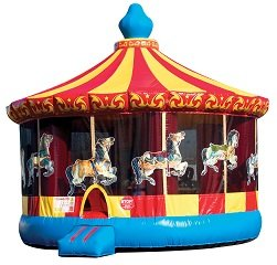Carousel Jump 25ft. Round